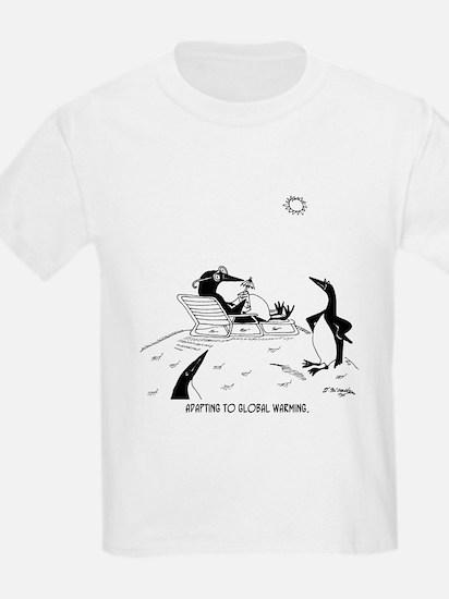 Penguins & Global Warming T-Shirt
