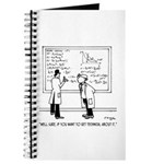 If You Want to Get Technical Journal