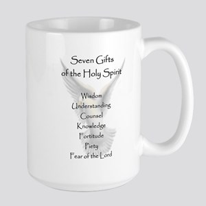 Holy Spirit Large Mug Mugs
