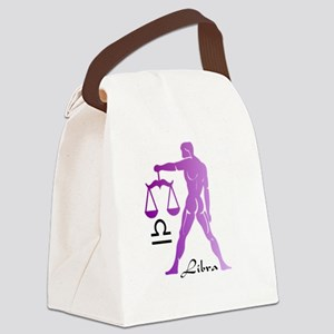 Libra Canvas Lunch Bag
