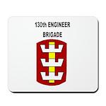 130th ENGINEER BRIGADE Mousepad