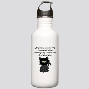 Ninja Kitty Stainless Water Bottle 1.0L