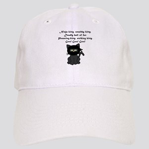 Ninja Kitty Cap