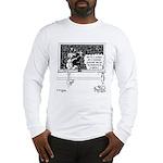 Space Alien Teacher Long Sleeve T-Shirt