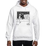 Space Alien Teacher Hooded Sweatshirt
