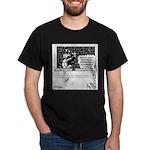 Space Alien Teacher Dark T-Shirt