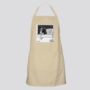 Space Alien Teacher Apron