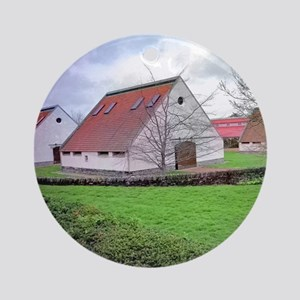 Gainesway Farm Ornament (Round)