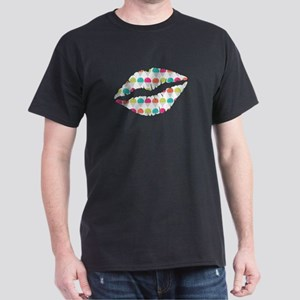 Colorful Snowcones Lips T-Shirt