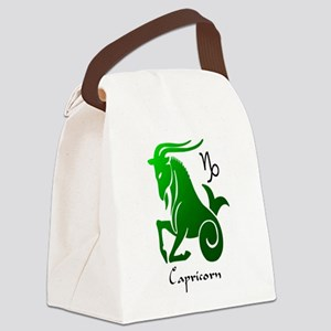 Capricorn Canvas Lunch Bag