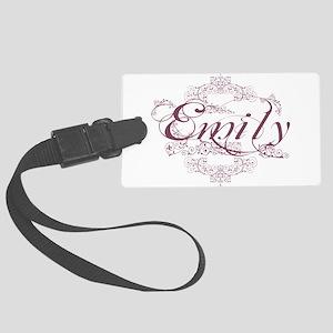 Emily Luggage Tag