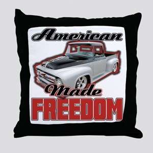 American Made Throw Pillow