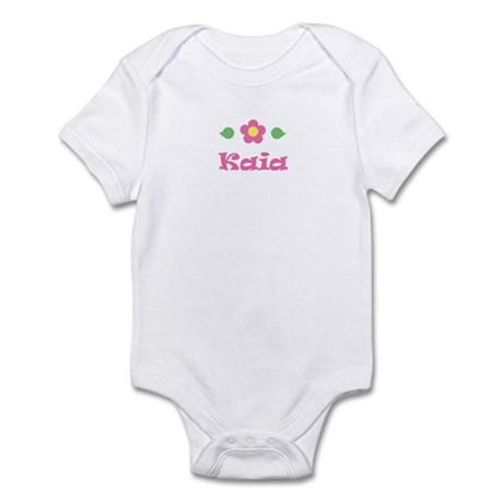 "Pink Daisy - ""Kaia"" Infant Bodysuit"