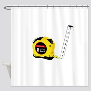 12 Inches or more Shower Curtain