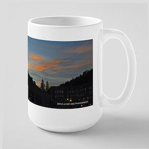 Deadwood Sunset Large Mug