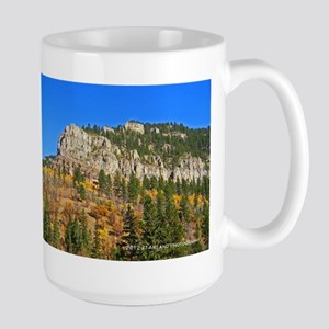 Spearfish Canyon Large Mug