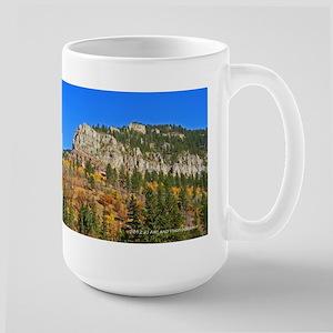 Spearfish Canyon Large Mug