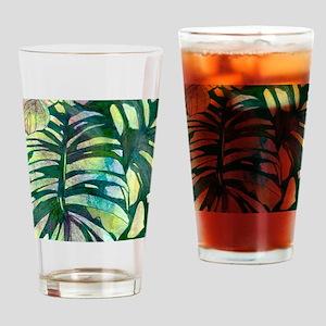 Hostas, Version I Drinking Glass