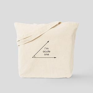 Acute One Tote Bag