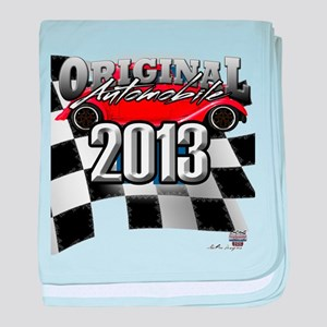2013 NEW CAR baby blanket