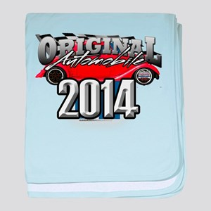 2014 NEW AUTOMOBILE baby blanket