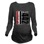 olds442 Long Sleeve Maternity T-Shirt