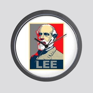 Robert E. Lee Wall Clock
