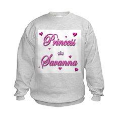 Princess Savanna Sweatshirt