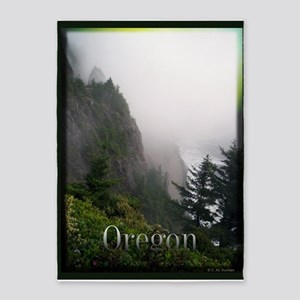 Oregon Coast 5'x7'Area Rug