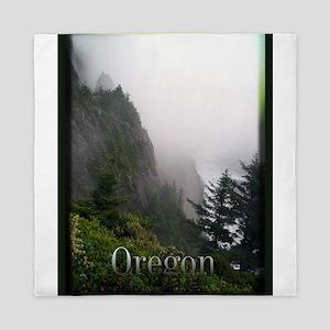 Oregon Coast Queen Duvet