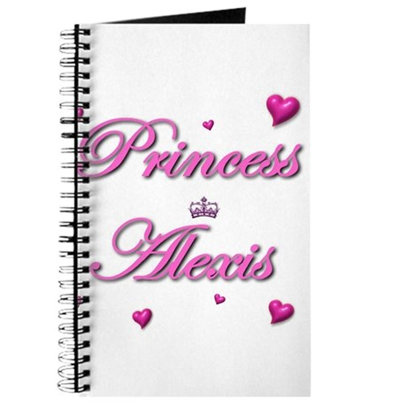 Princess Alexis Journal