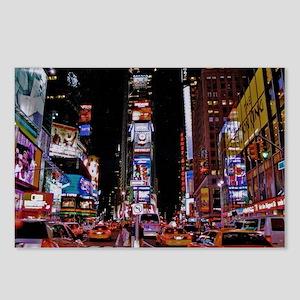 new york times square postcards cafepress