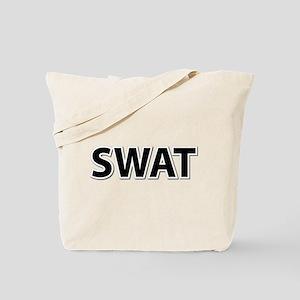 SWAT - Black Tote Bag
