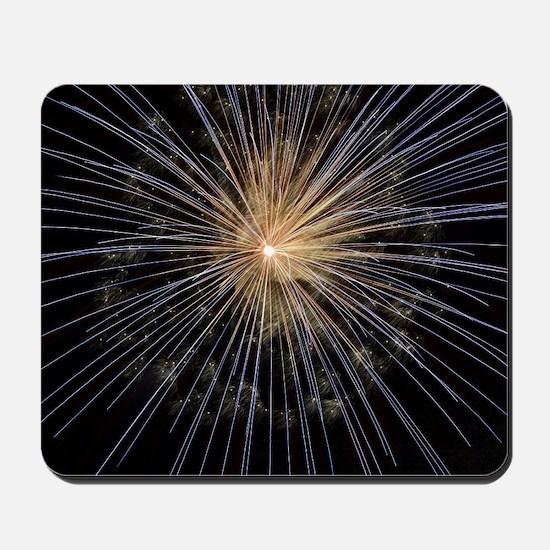 Firework007 Mousepad