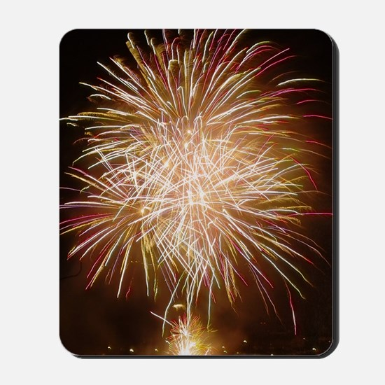 Firework011 Mousepad