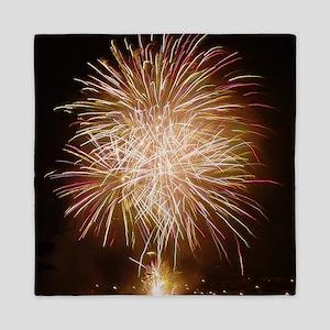 Firework011 Queen Duvet
