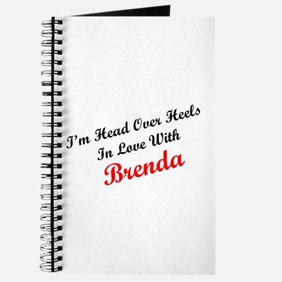 In Love with Brenda Journal