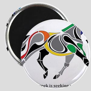 Charkas Horse Magnets