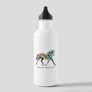 Charkas Horse Water Bottle