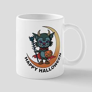 Devil's Happy Halloween Mug