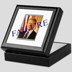 Jimmy Carter Failure Keepsake Box