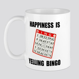BINGO HAPPY Mug