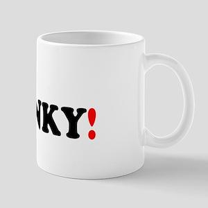 OL SPUNKY! Mugs