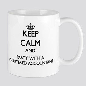 Keep Calm and Party With a Chartered Accountant Mu