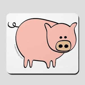 Pig! Mousepad