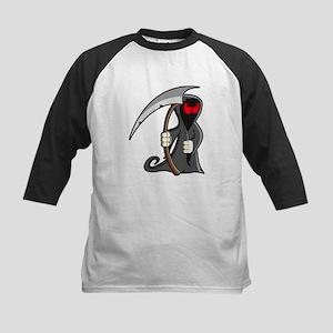 Halloween Grim Reaper Baseball Jersey