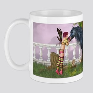 The Last Black Unicorn Mug