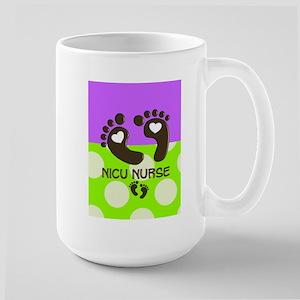 NICU Nurse Large Mug