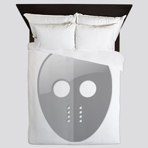 Hockey Mask Queen Duvet