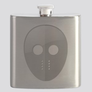 Hockey Mask Flask